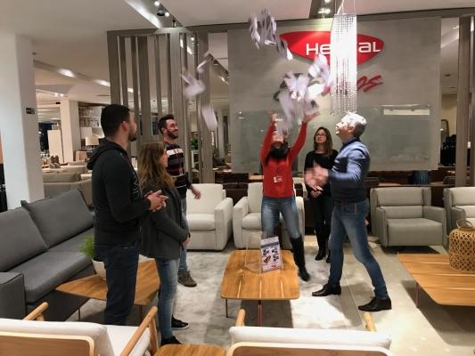 Herval sorteia viagem no Salão de Gramado 2018